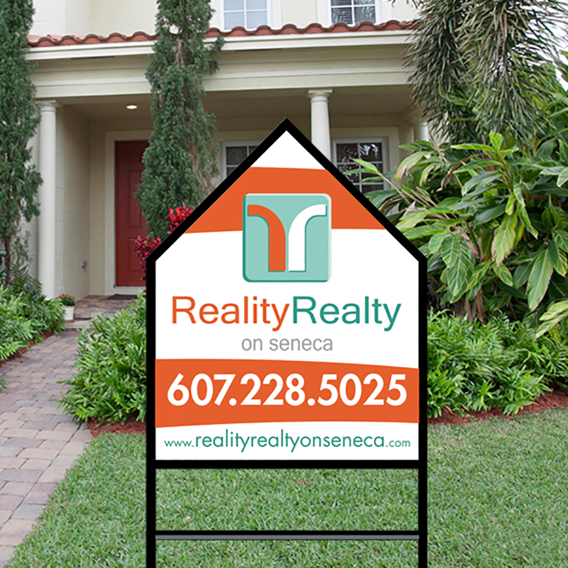 Independent Real Estate Signs & Frames-IND237