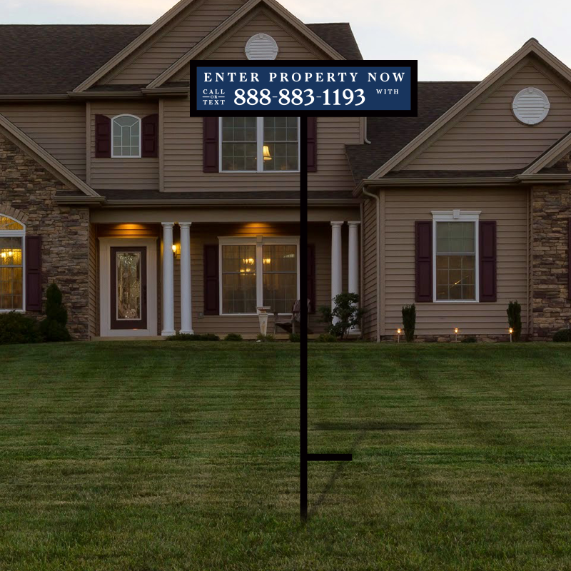 Independent Real Estate Open House & Directional Signs-IND241