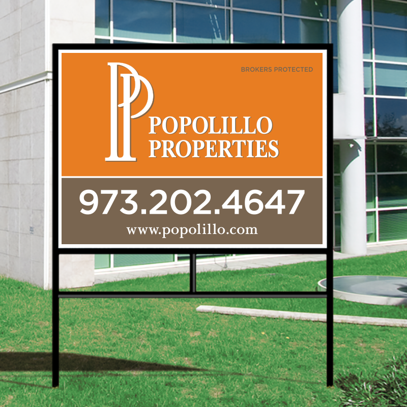 Independent Real Estate Commercial Signs-IND297