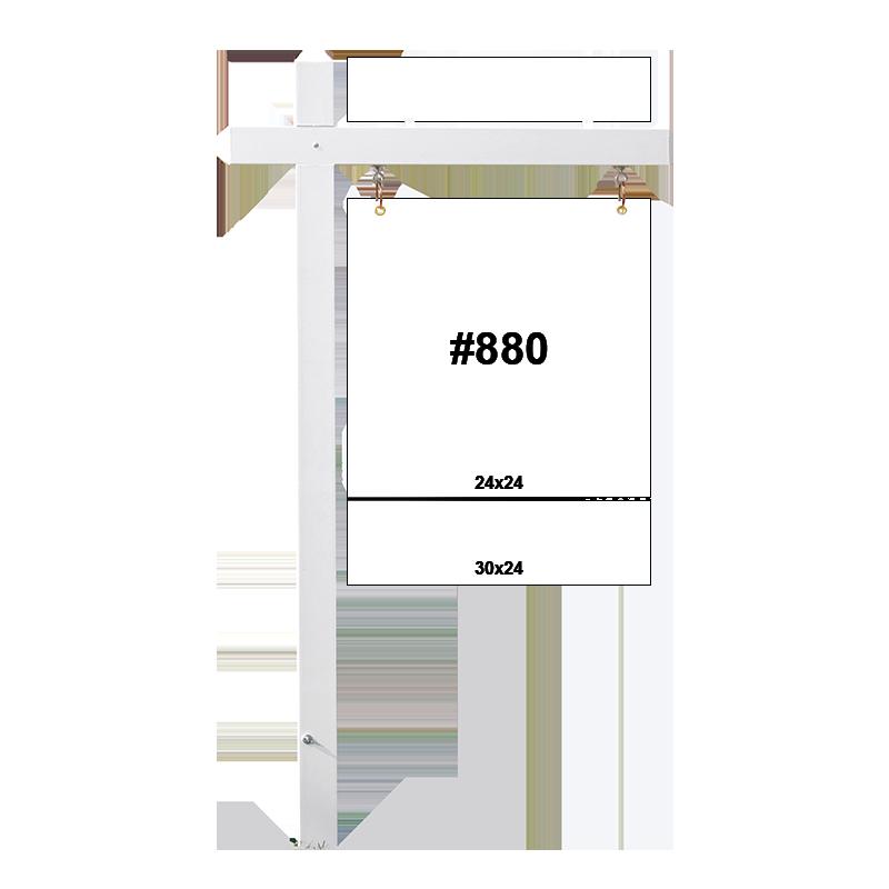 Independent Real Estate Swingposts-IND880