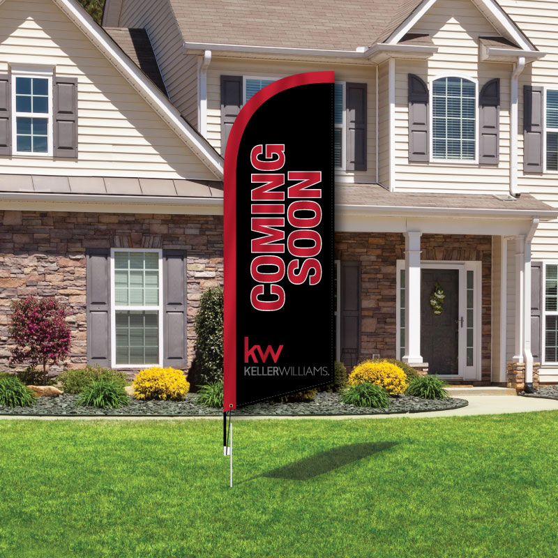 Independent Real Estate Feather Flags-KWCSF_FF_7