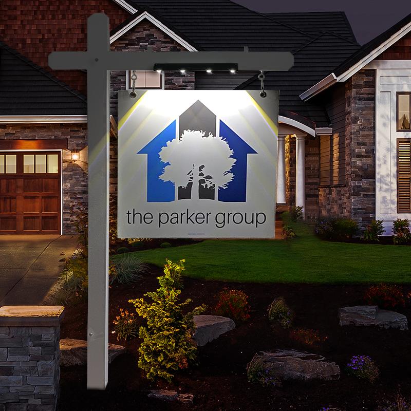 Independent Real Estate Sign Hardware-LEDLIGHT1_7