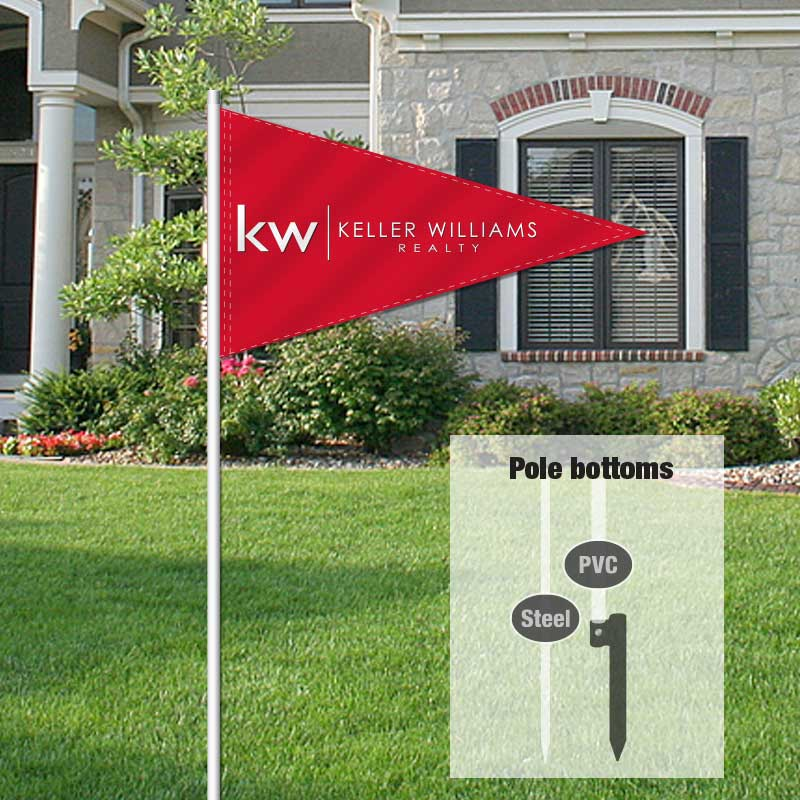 Keller Williams Realty Stock Flags-KLW00002_93