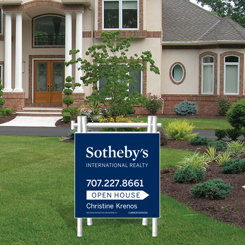 NRT Sotheby's International Realty Open House & Directional Signs-APV1_24X24_PER_60