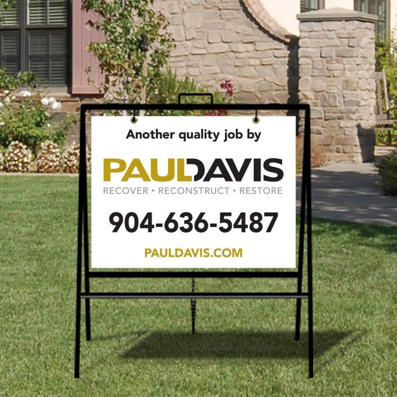 Paul Davis Restoration Complete Signs-A229_22