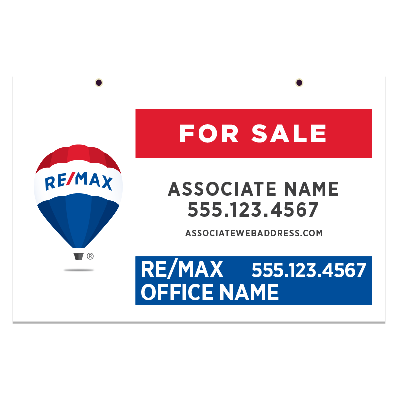 REMAX Hanging Sign Panels-21X36_P_HS_H_187