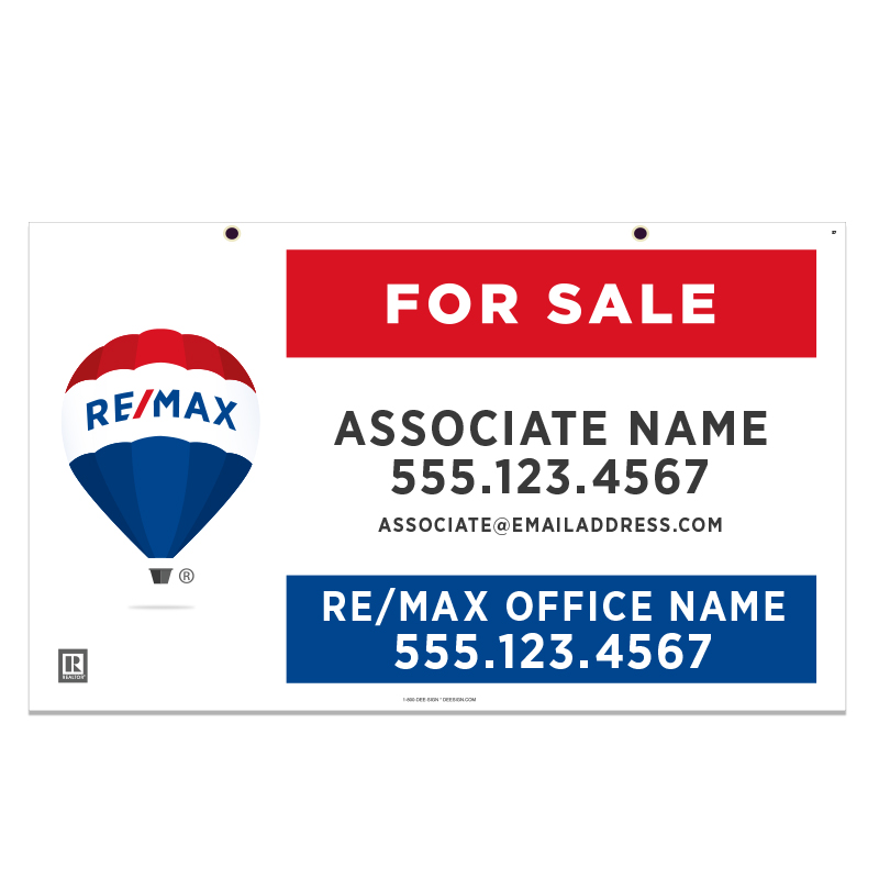REMAX Hanging Sign Panels-21X36_STD_HP_187