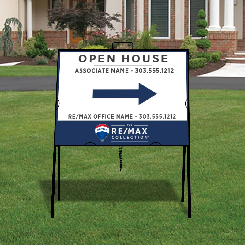 REMAX Open House & Directional Signs-A-218_18X24_COL_187