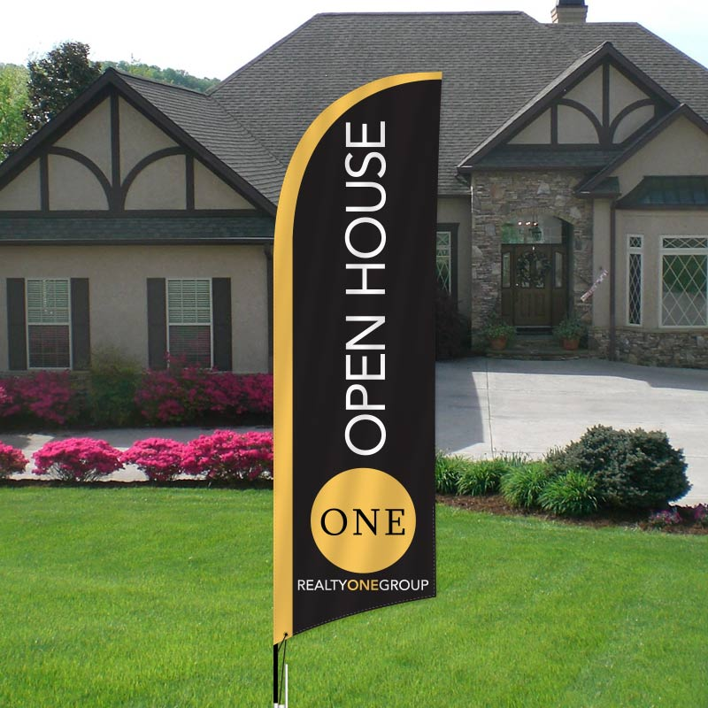 Realty ONE Group Feather Flags-ON1FF_121