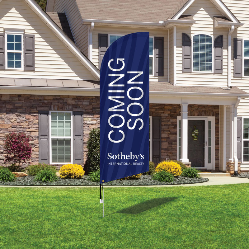Sotheby's International Realty® Feather Flags-STCSF_FF_25