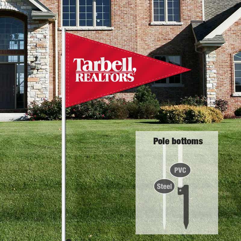 Tarbell, Realtors Pennant Flags-TARBELL2_FLG_157