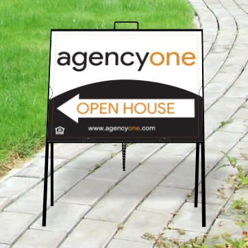 agencyone Open House & Directional Signs-A218_OH_171