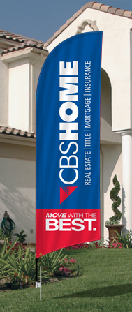 CBS Home Feather Flags for sale /feather flag signs
