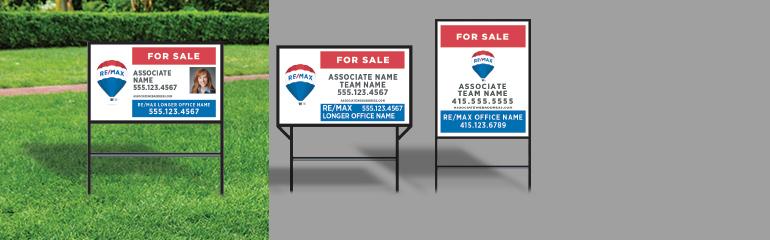 Keller Williams Yard Sign Design; For Sale Yard Sign Directional Yard Sign Open House