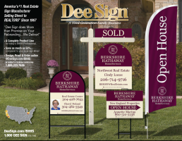 DeeSign Berkshire Hathaway Home Services Sign Catalog 2016