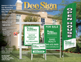 ERA Real Estate Sign Catalog 2015