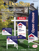 ERA Real Estate Sign Catalog 2016