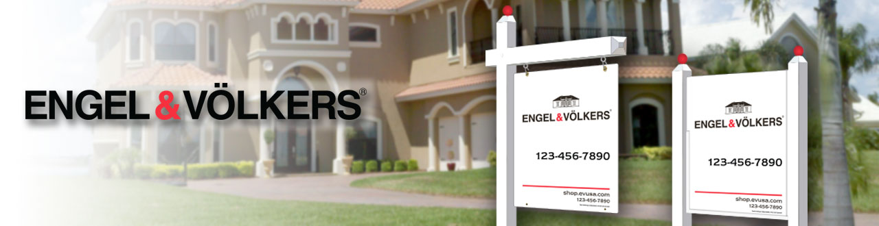 Engel v lkers signs open house signs name riders - Engel and wolkers ...