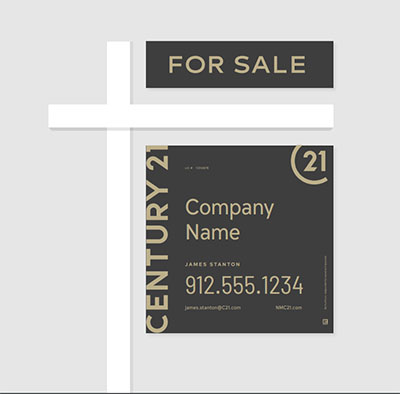 Century 21 Signs | DeeSign