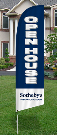Sotheby's Feather Flags for sale /feather flag signs
