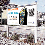 Commercial Real Estate Signs and Frames