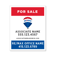 Remax Signs Open House Signs Name Riders Feather Flags Dee Sign