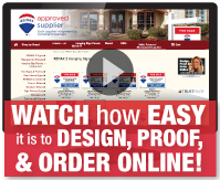 Design, Proof, Order Online