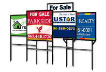 real estate signs open house signs for sale signs dee sign