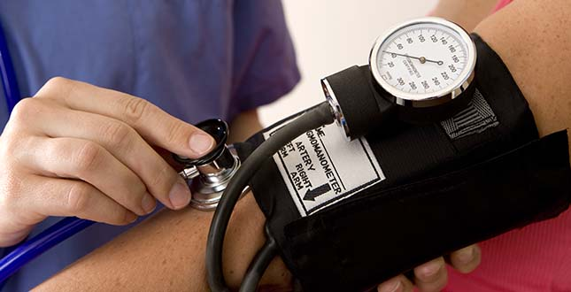 Hoge bloeddruk is een symptoom van een ziekte, niet een ziekte.