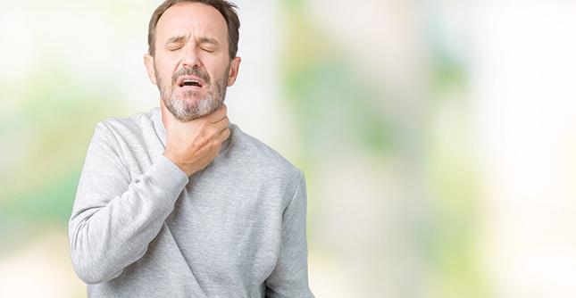 Chronische of langdurige keelpijn? Tijd om aan je immuniteit te werken