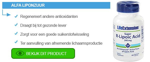 Alfa-Liponzuur
