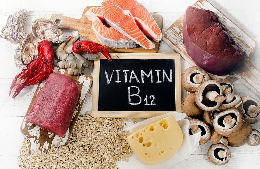 bron vitamine b12