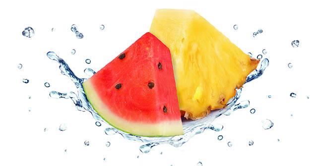 5 soorten fruit die buikvet helpen verminderen