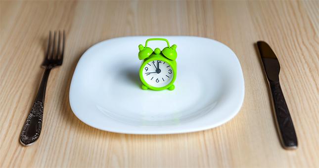 Wanneer we (niet) eten beïnvloedt onze gezondheid