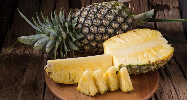 Bromelaïne (ananas) kan ontstekingen helpen verlichten