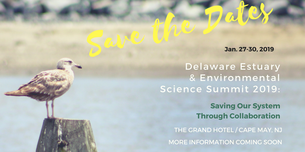 Photo of Coming Soon: Delaware Estuary Science & Environmental Summit