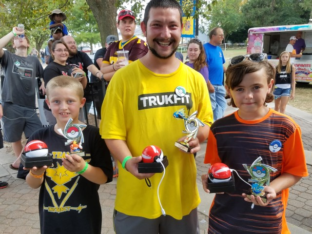 pokemon go fishing tournament, delaware, sussex county, milford, freedom festival riverwalk