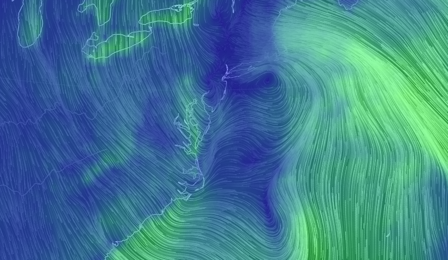 NOAA wind map, real time windmap, delaware, sussex county, NASA, ocean currents real time map,