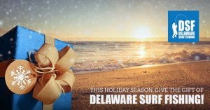 Give a subscription as a gift to Delaware Surf Fishing.