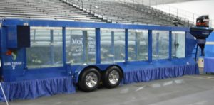 hawg trough, delaware, delmarva outdoors expo, sussex county, kent county, bass fishing, indoor fishing display