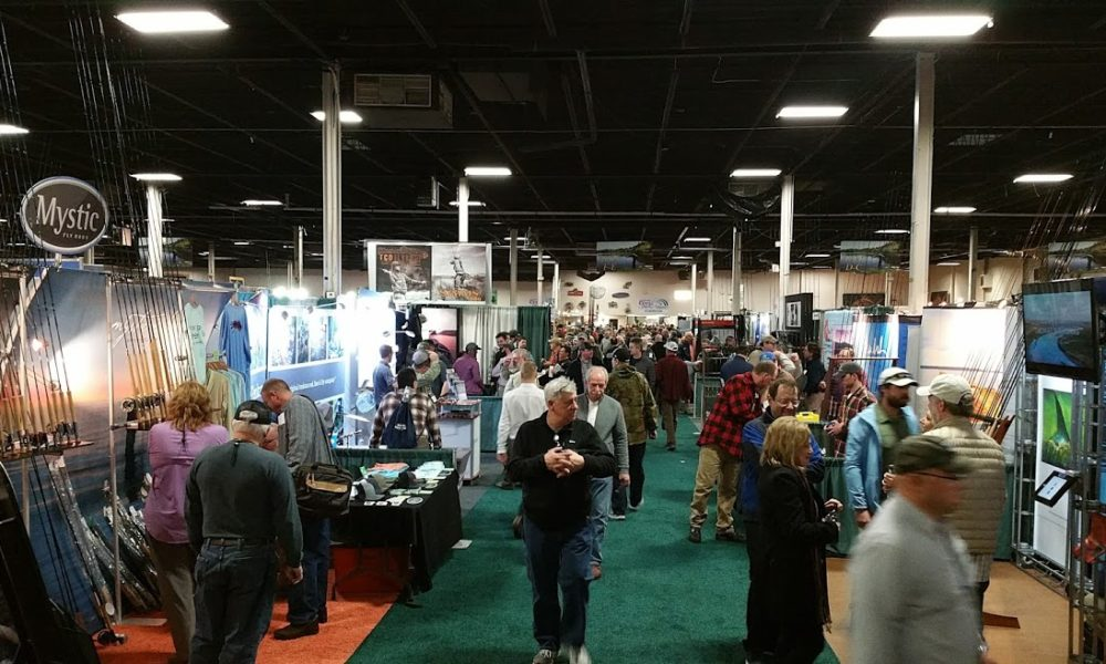 fly fishing show, new jersey,