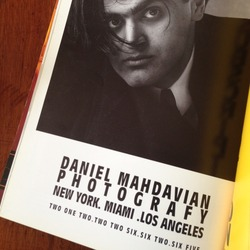 Daniel Mahdavian