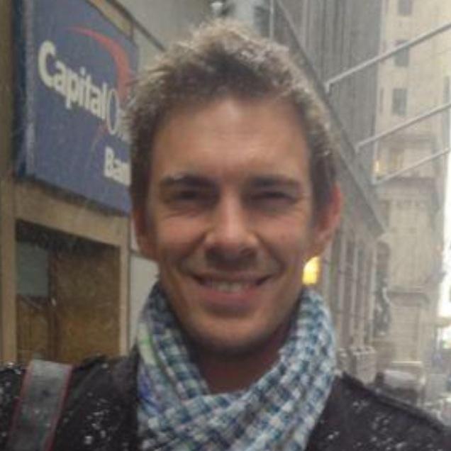 Jonathan Haysom