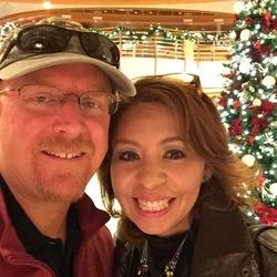 Lili y Greg Manhart