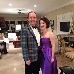 Margaret & Lance Larson