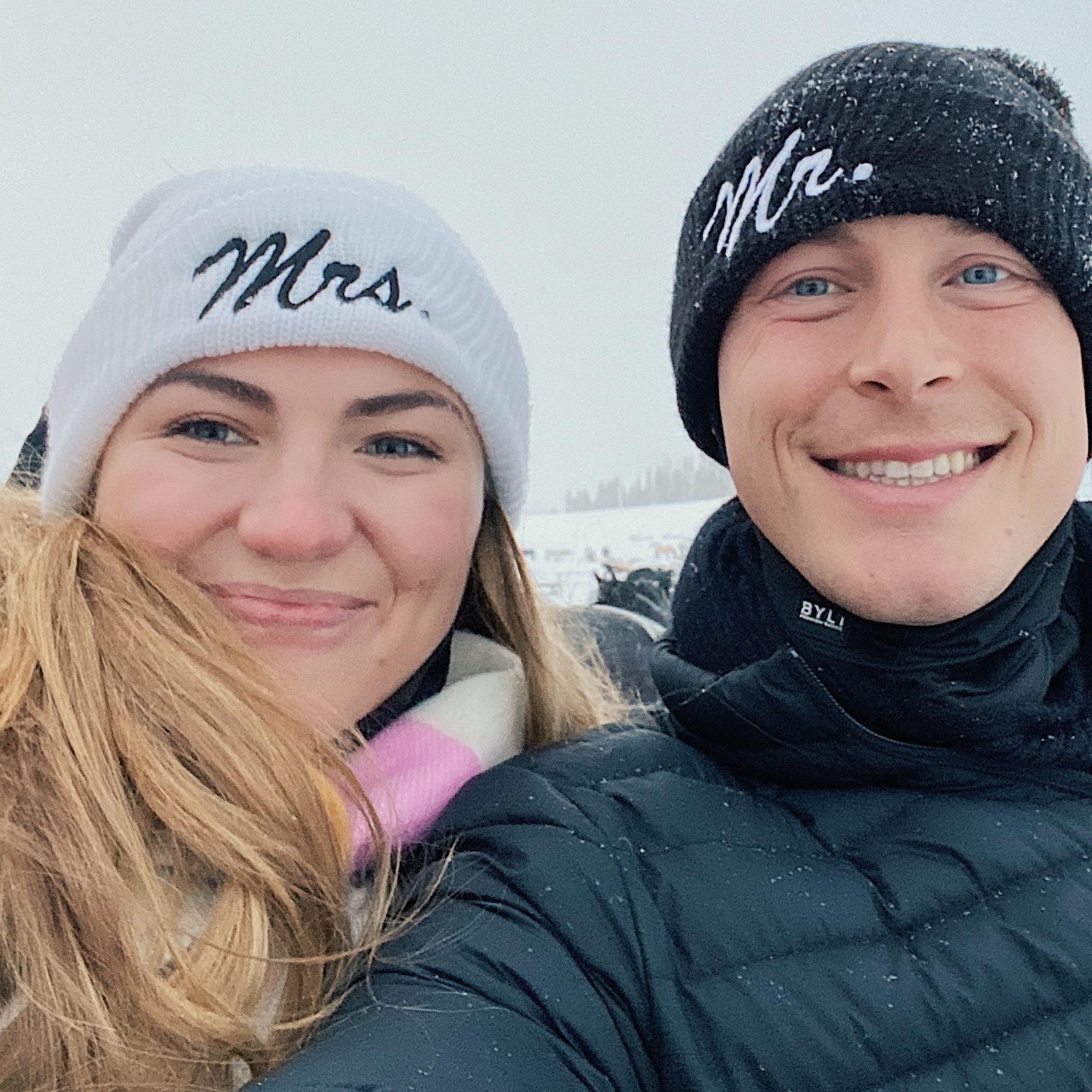 Meg and Alex Dunlap