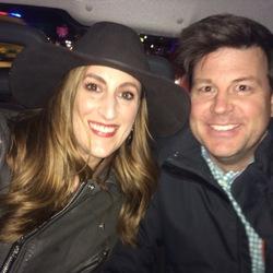 Scott Anderson & Sarah Stephens