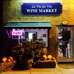 La Vie du Vin Wine Market