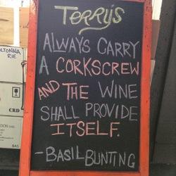 Terry's West Village Wines & Spirits