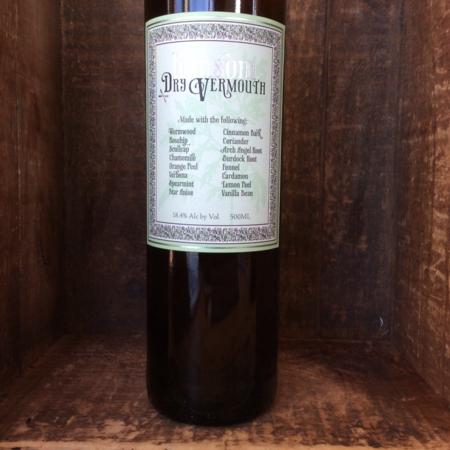 Ransom Dry Vermouth NV (500ml)